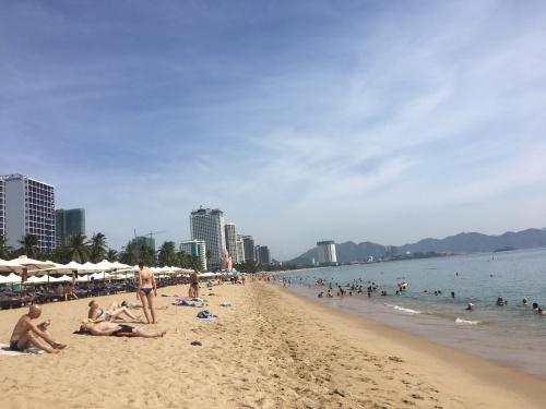Nha Trang- beach 2