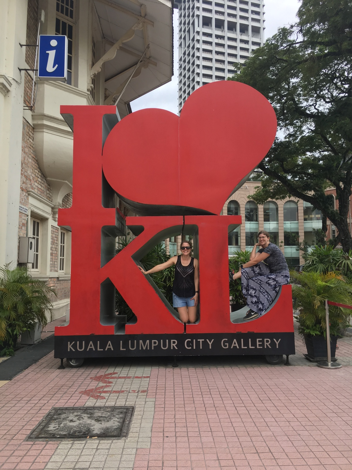 Where in the world in KualaLumpur?